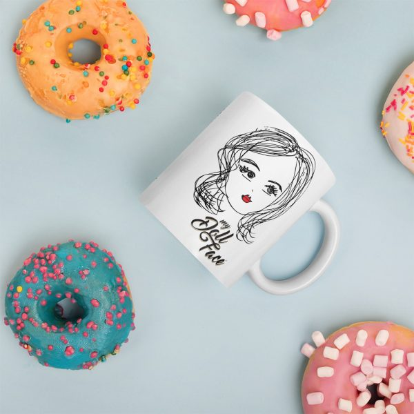 Isabel - My Doll Face Mug 11oz