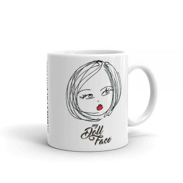 Lulu - My Doll Face Mug 11oz