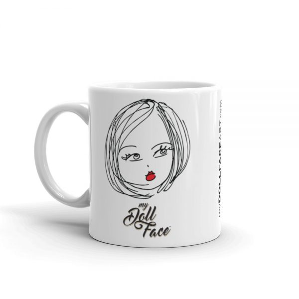 My Doll Face Mug 11oz